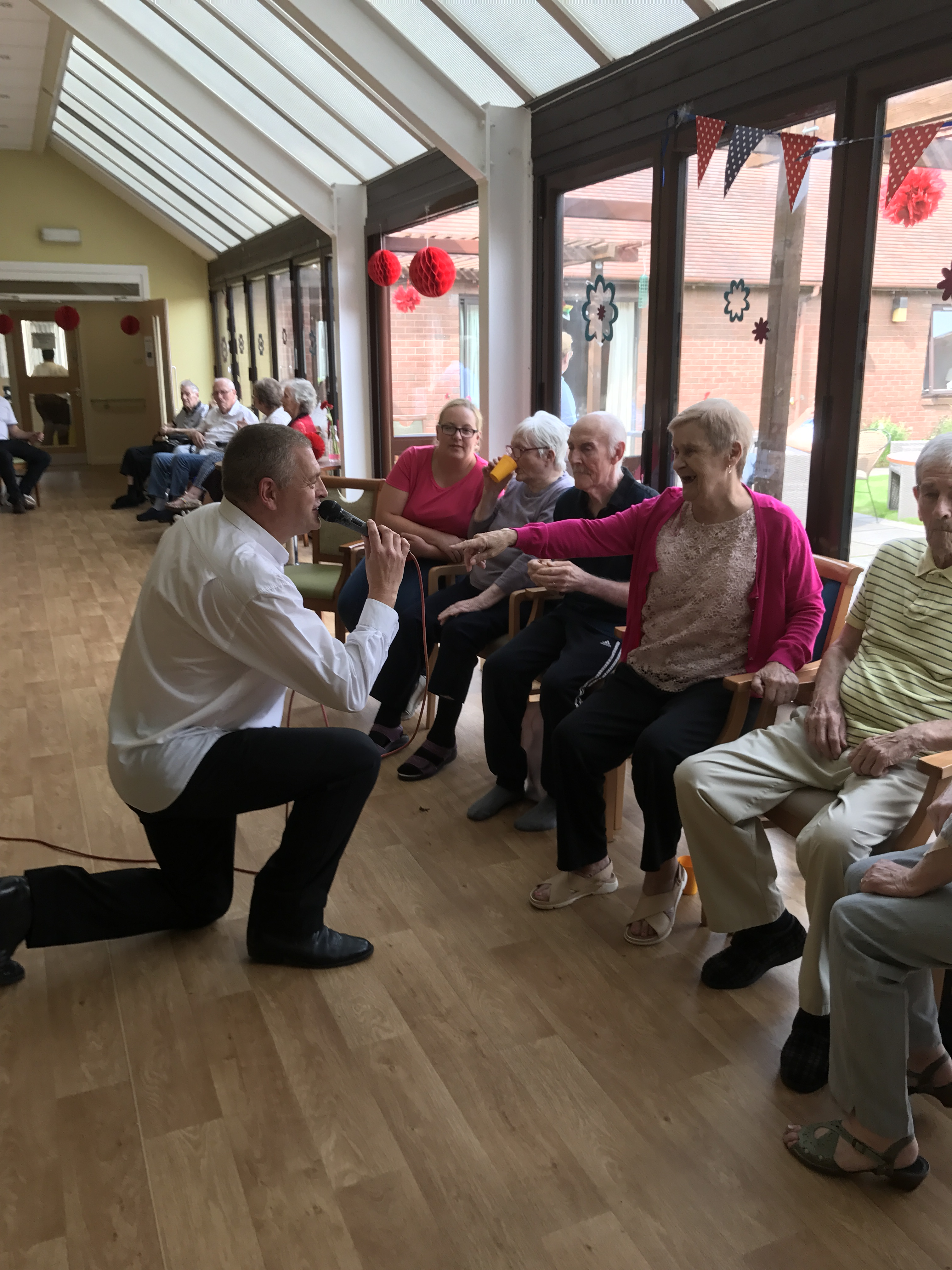 August Bank Holiday Party 2017 at Grace Court Care Centre: Key Healthcare is dedicated to caring for elderly residents in safe. We have multiple dementia care homes including our care home middlesbrough, our care home St. Helen and care home saltburn. We excel in monitoring and improving care levels.